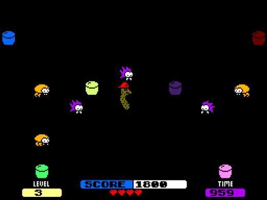 Thunderturds 2, fekální novinka pro ZX Spectrum