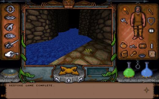 Underworld Exporter: Ultima Underworld v enginu Unity