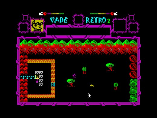 Vade Retro II, novinka pro ZX Spectrum