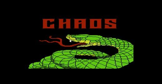 VIChaos, port Chaose pro Commodore VIC-20