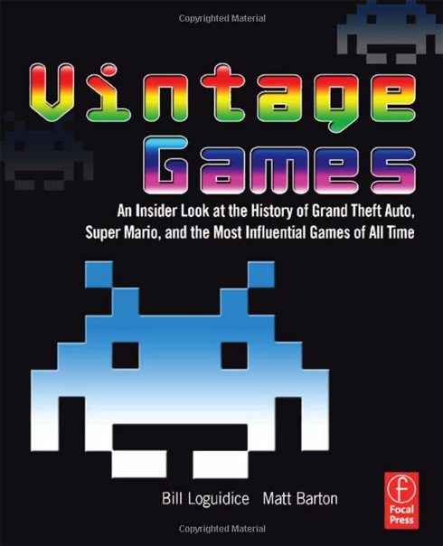 TIP na knihu: Vintage Games, an insider look at the history of...