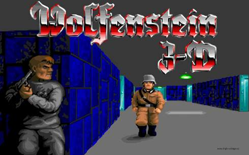 Wolfenstein 3D wallpaper