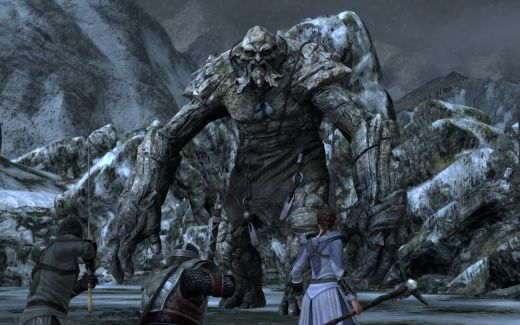 Dohráno – The Lord of the Rings: War in the North