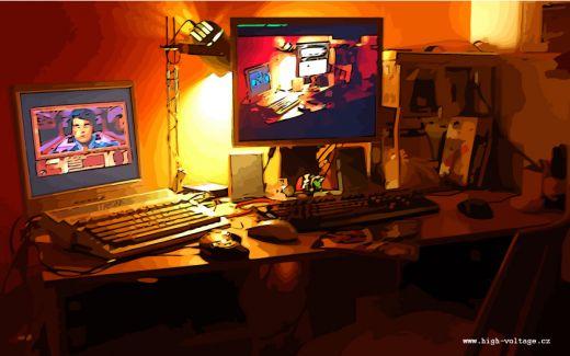 Arcade Expo obrazem (a malý Amiga bonus!)