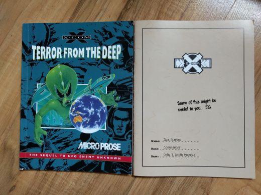 Krabice: X-COM Terror from the Deep
