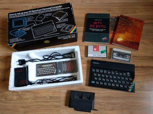 Krabice: ZX Spectrum 48K