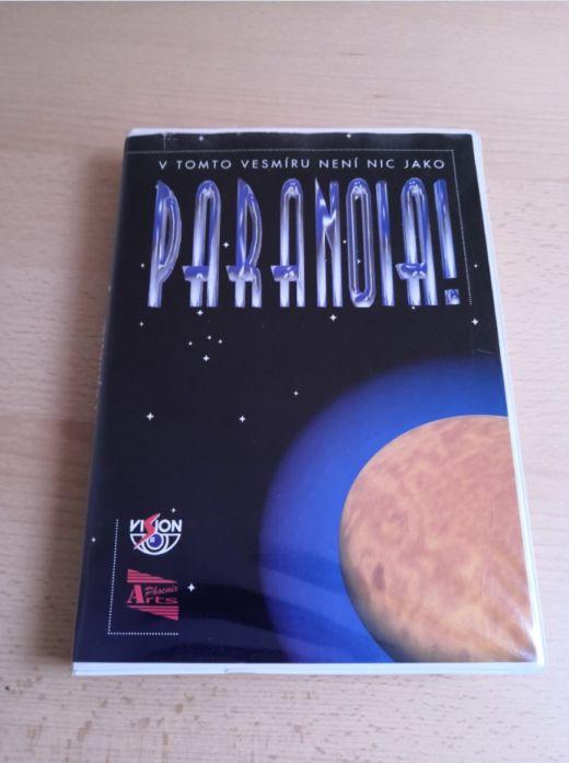 Krabice: Paranoia!