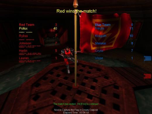 Unreal Tournament – Na život a na smrt