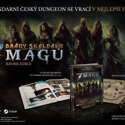 Udělejte si radost parádní krabicovkou dungeonu Brány Skeldalu: 7 Mágů
