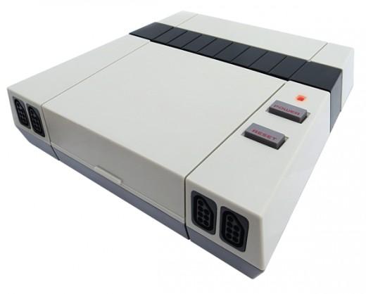 AVS – NES kompatibilní konzole od retroUSB