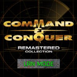 LAN patch pre Command & Conquer Remastered