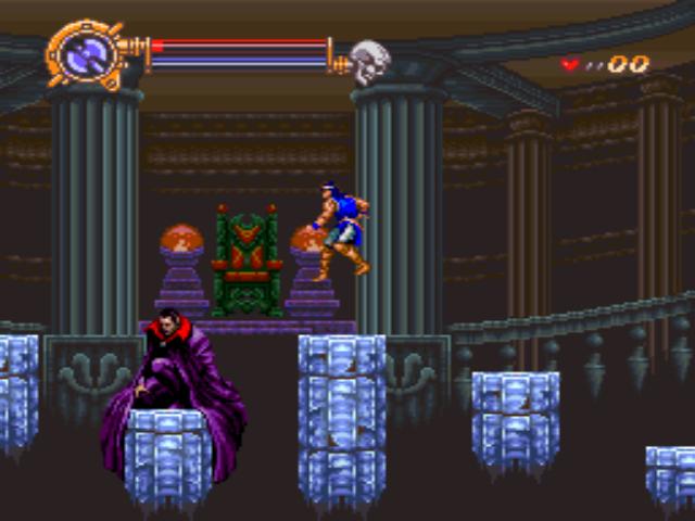 Castlevania: Dracula X – další zářez pro SNES