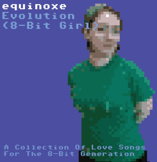 Trocha muziky! Evolution (8-Bit Girl)