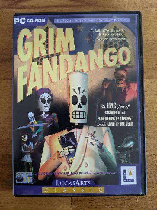 Grim Fandango oslavuje výročie