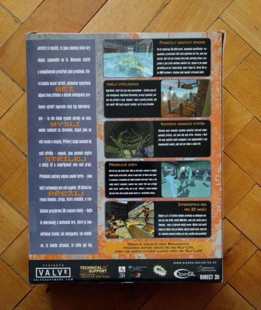 Krabice: Half-Life