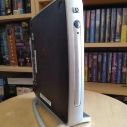 HP T5710 - další tenkouš ve Windows 98 testu