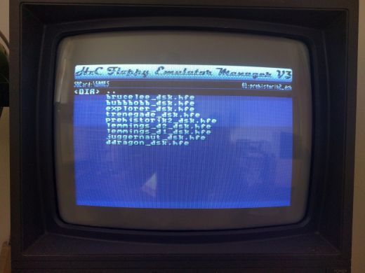 Amstrad CPC 464: diskotéka, část čtvrtá – disko je mrtvé!