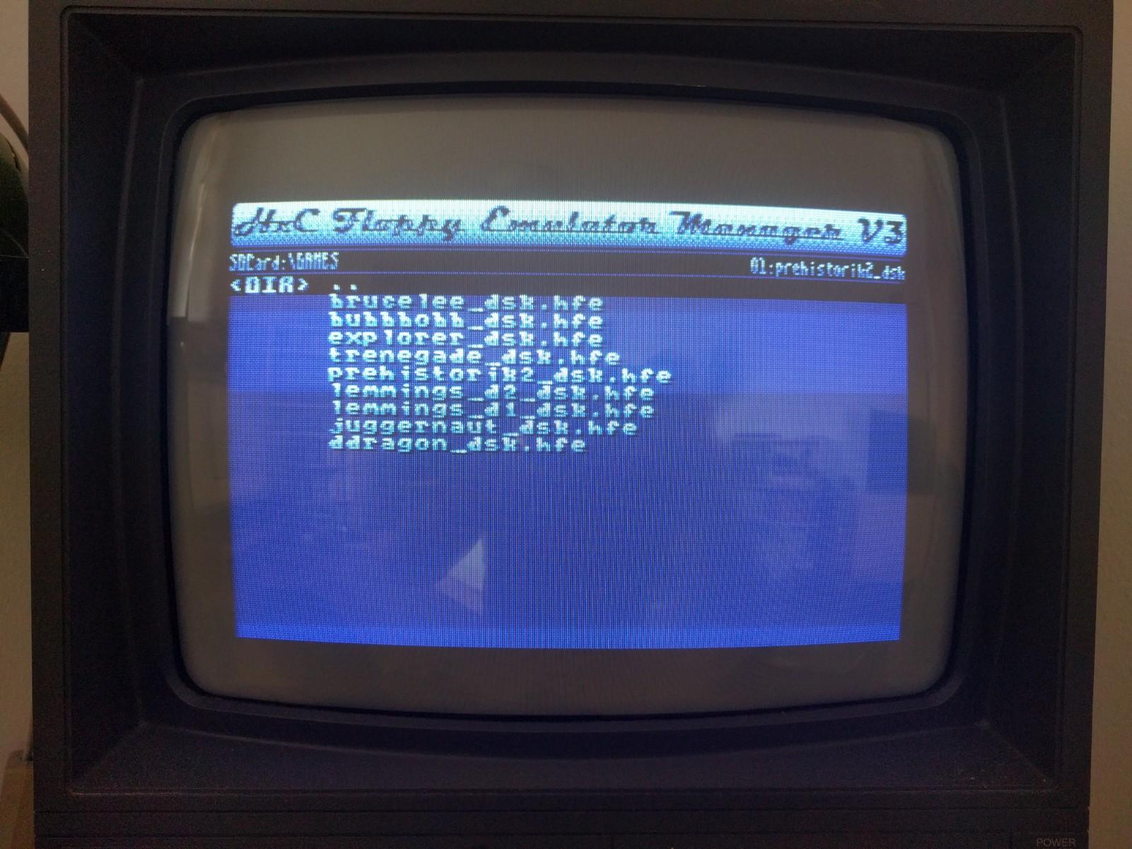 ddi3 usb floppy emulator for amstrad cpc 464