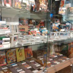 Retro hry a krabicovky – Londýn, UK