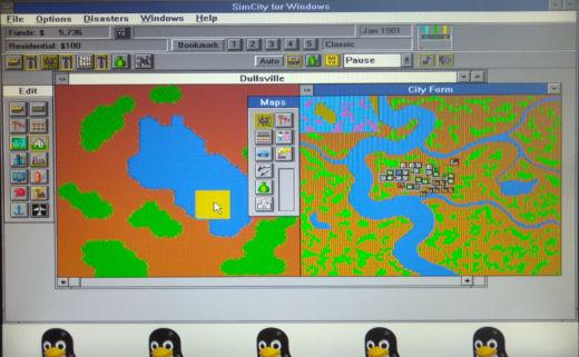 Covox a Windows 3.1
