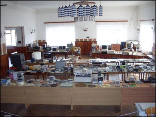 Technodrom – nové technické muzeum!