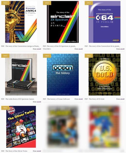 PDF retro knihy zdarma
