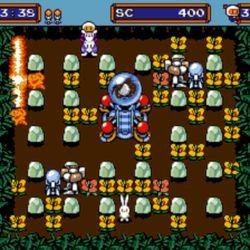 Mega Bomberman pro Genesis - bum bác!