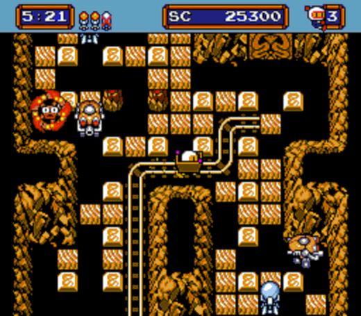 Mega Bomberman pro Genesis – bum bác!