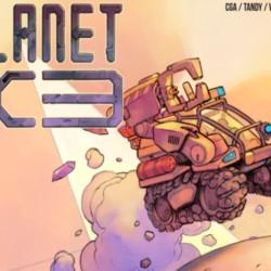 Planet X3 od The 8-Bit Guya dostupný digitálne