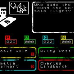 QuizTron 48000, kvíz pro ZX Spectrum