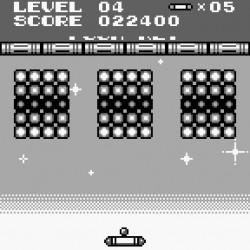 Retroid, nový Arkanoid klon pro Nintendo Game Boy