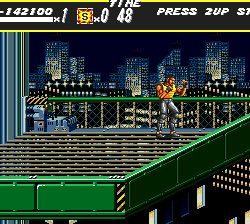 Streets of Rage - mlátička mého dětství