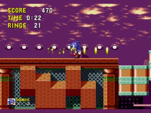Sonic the Hedgehog – první seznámení s modrým ježkem