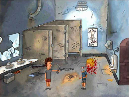 Beavis and Butt-Head – adventura podle kresleného seriálu