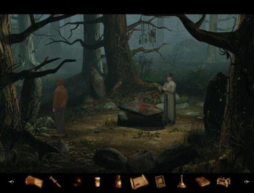 Posel Smrti – česká hororová adventura