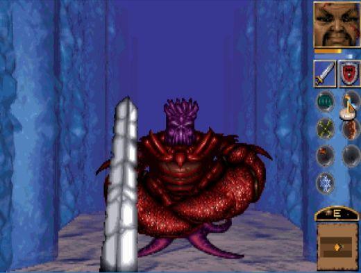 Anvil of Dawn – jeden z těch méně známých dungeonů