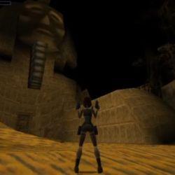 Tomb Raider - první setkání s Larou