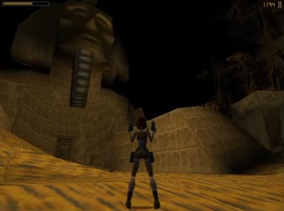 Tomb Raider – první setkání s Larou