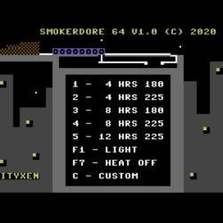 Udíme s Commodorem