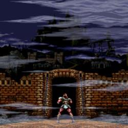 Super Castlevania IV - Druhý pokus prvního dílu