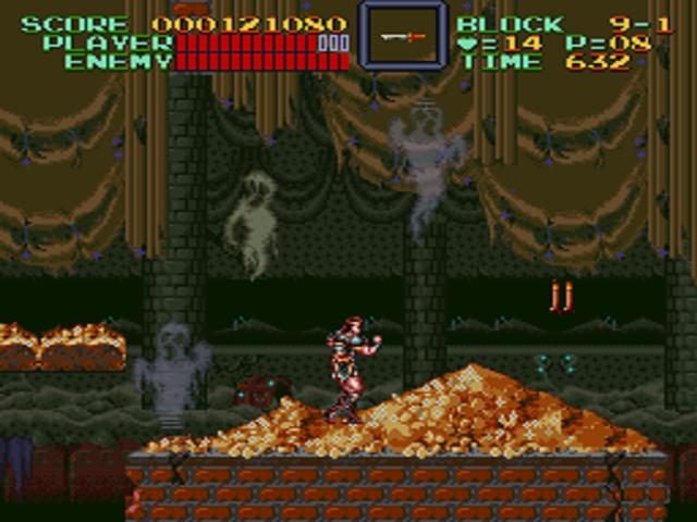 Super Castlevania IV – Druhý pokus prvního dílu