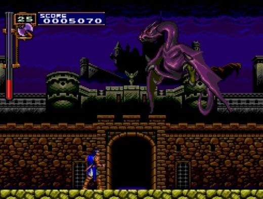 Rondo of Blood a Dracula X Chronicles