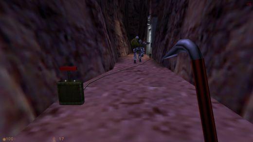 Moderský kútik - Half-Life
