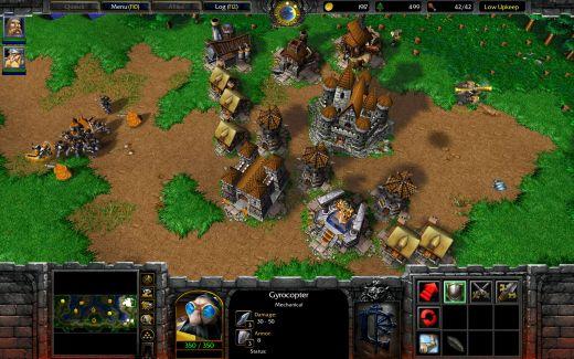 Nový patch pro Warcraft 3 přidává podporu širokoúhlého zobrazení