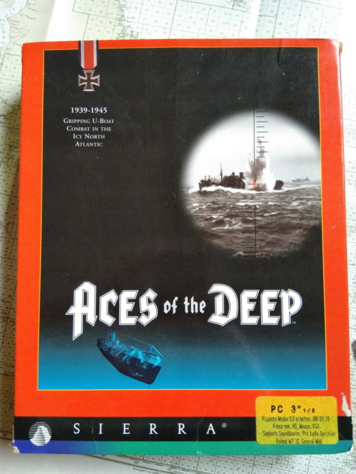 Krabice: Aces of the Deep
