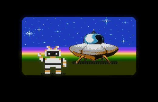 Adam Is Me – nová hra pro osmibity Atari 800XL/XE