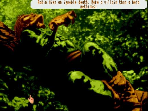 The Adventures of Robin Hood nyní pod ScummVM