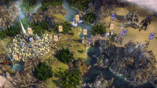 Age of Wonders III zdarma na Humble Store