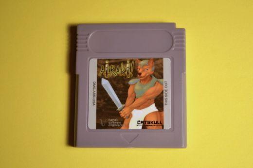 "Airaki, logická ""novinka"" pro Game Boy"