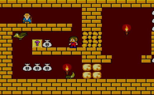Alex Kidd in Miracle World 2, novinka pro Master System